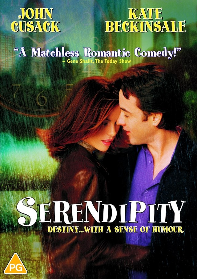 Serendipity - 1