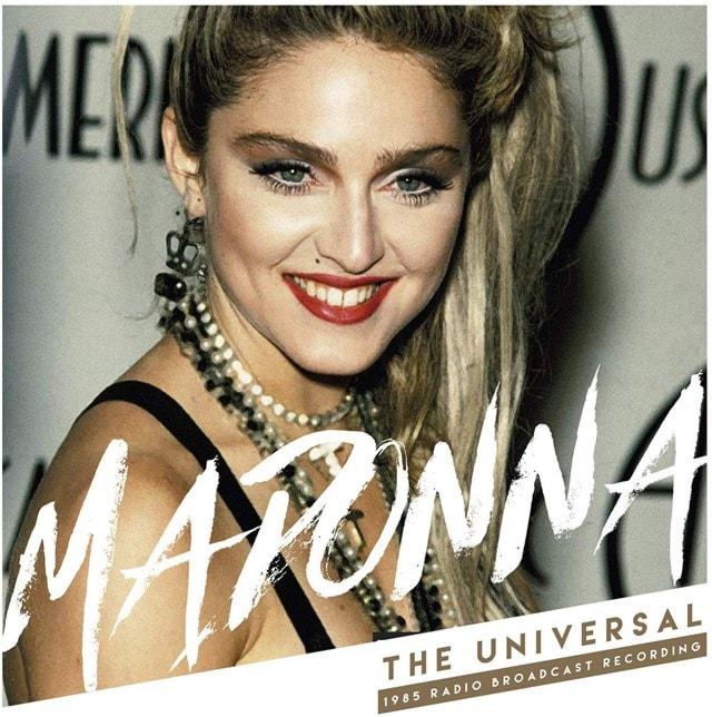 The Universal: 1985 Radio Broadcast Recording - 1