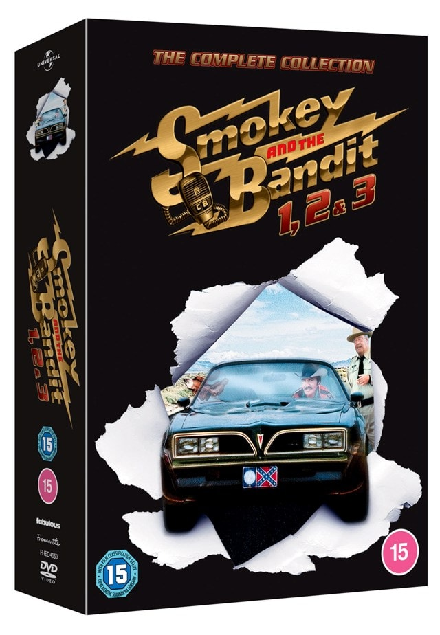 Smokey and the Bandit 1, 2, & 3: Complete Collection - 2