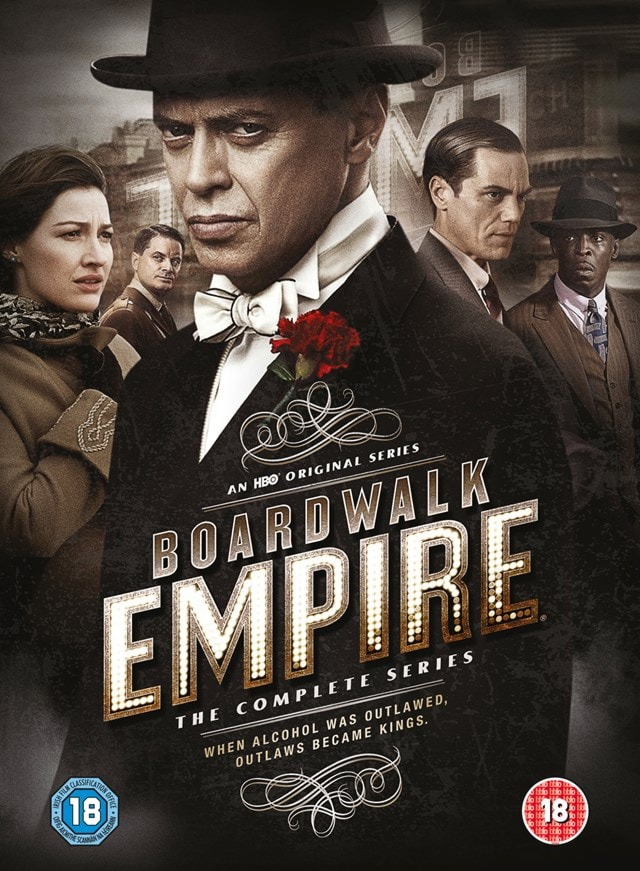 Boardwalk Empire: The Complete Series - 1