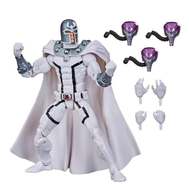 Marvel Legends Series X-Men Magneto Action Figure - 3