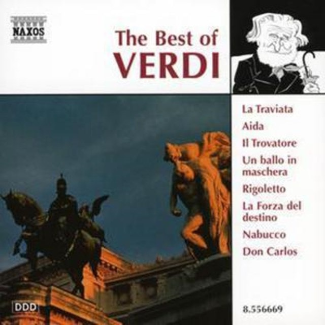The Best of Verdi - 1