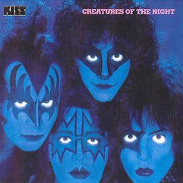 Creatures of the Night - 1