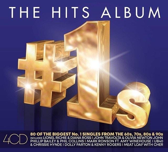 The Hits Album: The #1s Album - 1