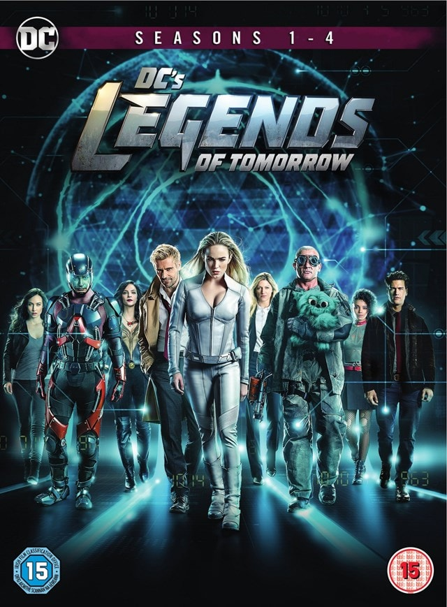 DC's Legends of Tomorrow: Seasons 1-4 - 1