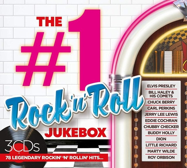 The #1 Album: Rock 'N' Roll Jukebox - 1
