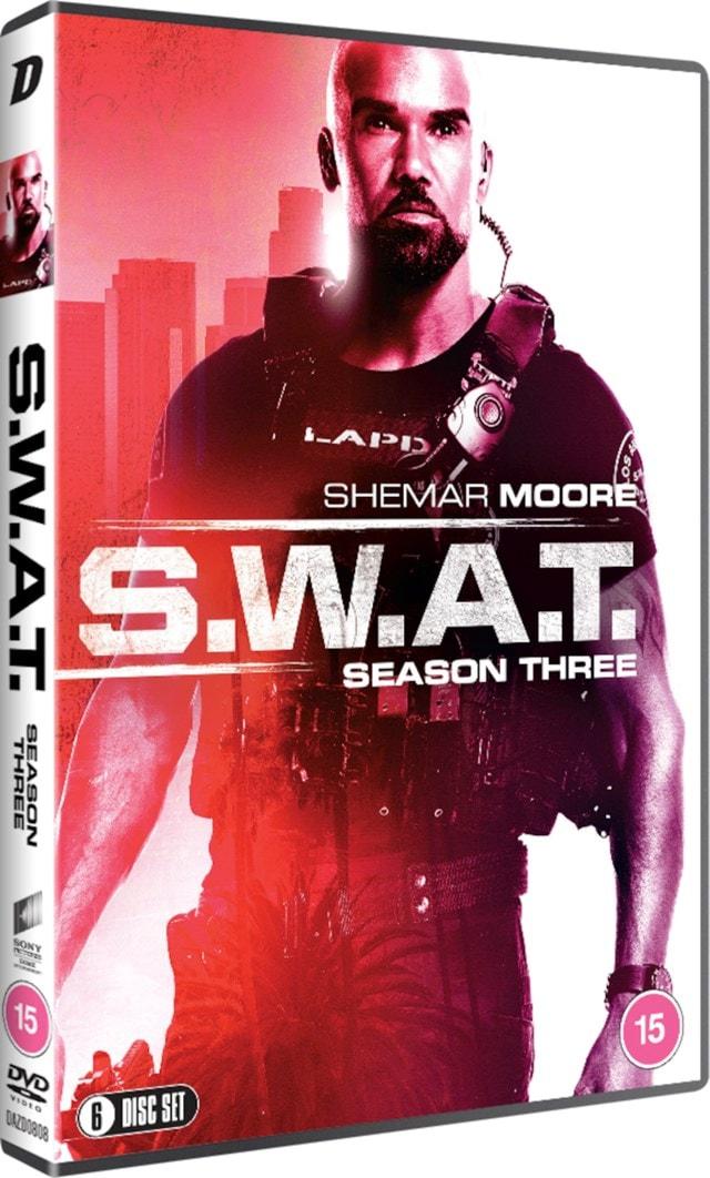 S.W.A.T.: Season Three - 2