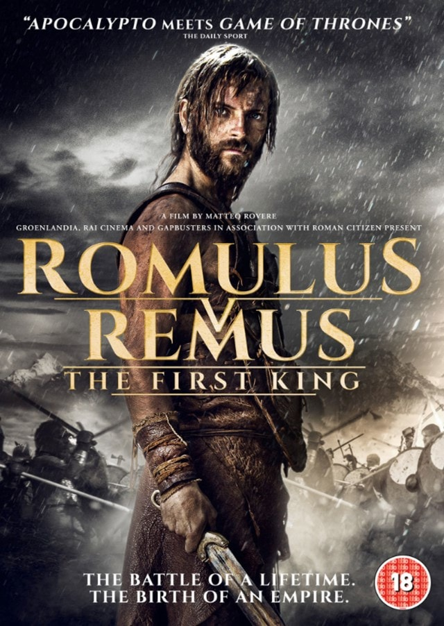 Romulus Vs. Remus - The First King - 1