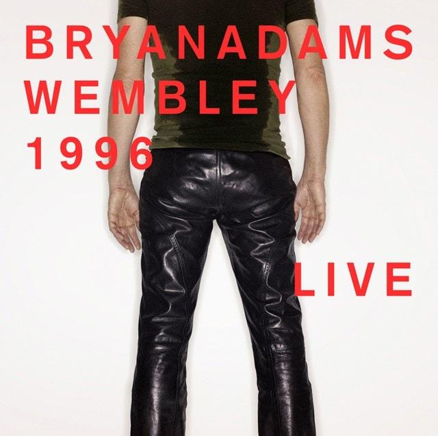 Wembley Live 1996 - 1