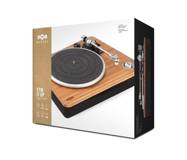 House Of Marley Stir It Up Turntable - 3