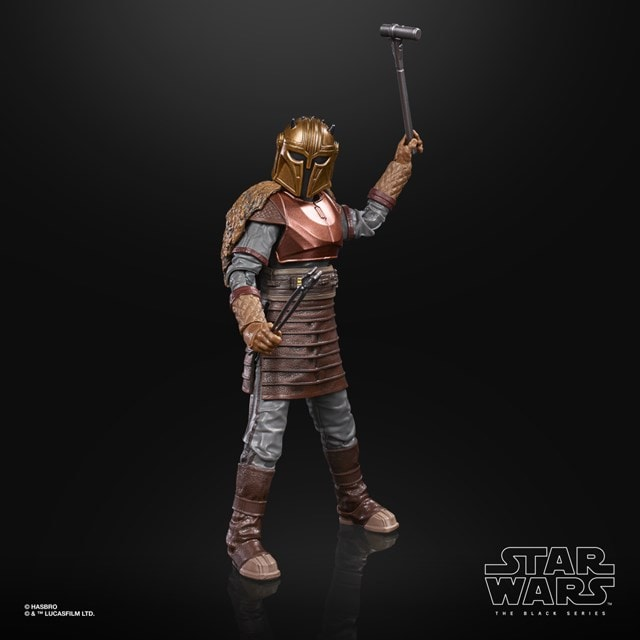 The Armorer: The Mandalorian: The Black Series: Star Wars Action Figure - 3