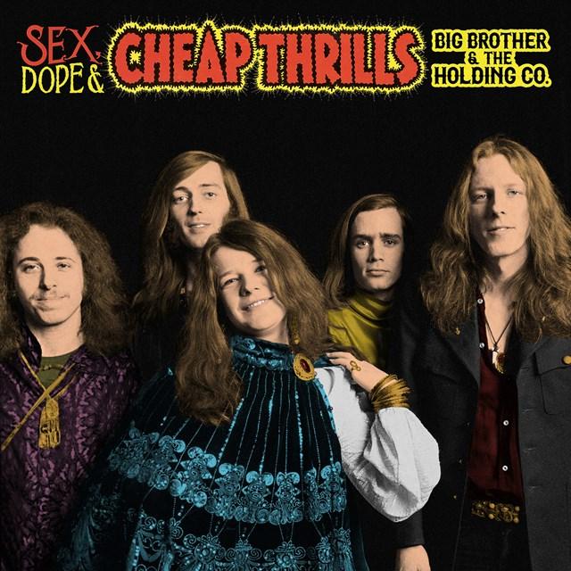 Sex, Dope, & Cheap Thrills - 1