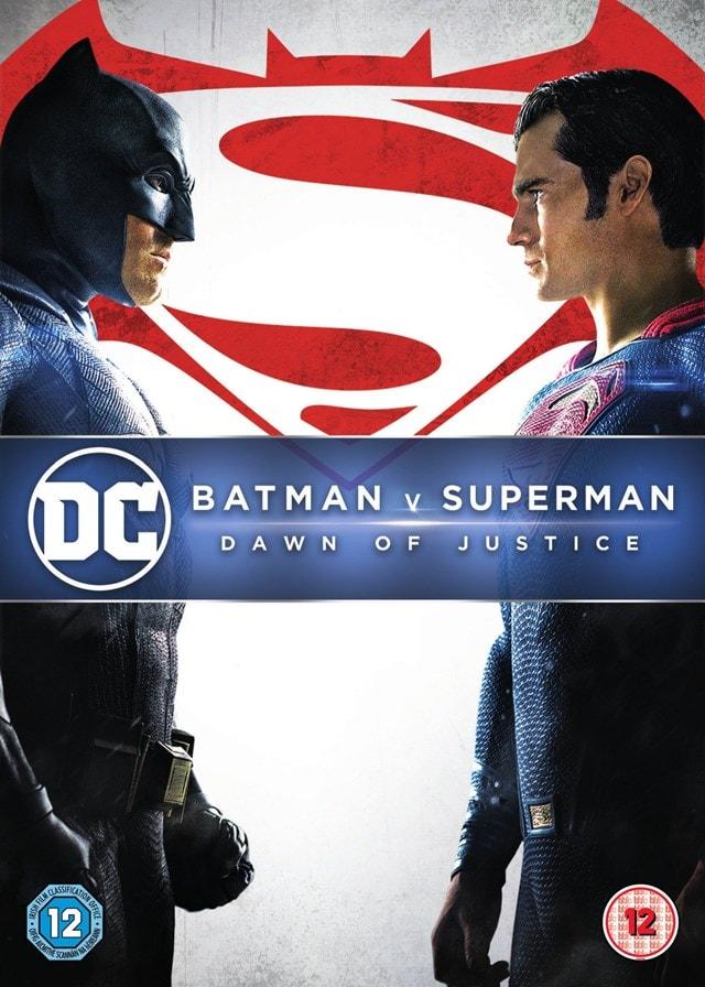 Batman V Superman - Dawn of Justice - 1