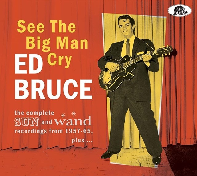 See the Big Man Cry: Complete Sun and Wand Recordings from 1957-65 - 1