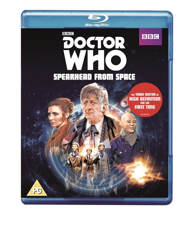 Doctor Who: Spearhead from Space - 1