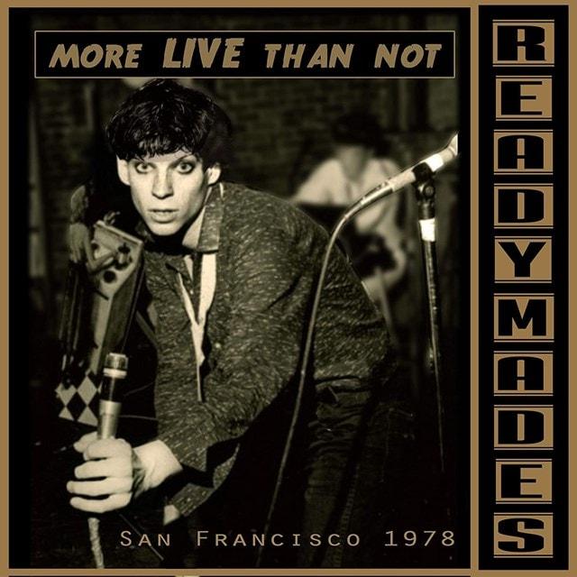 San Francisco: Mostly Live - 1