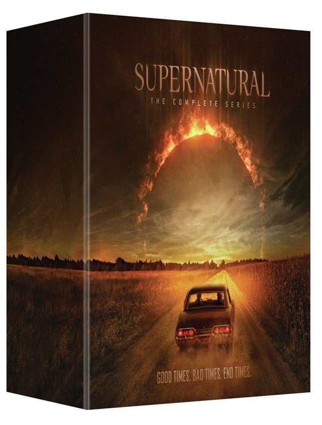 Supernatural: The Complete Series - 2