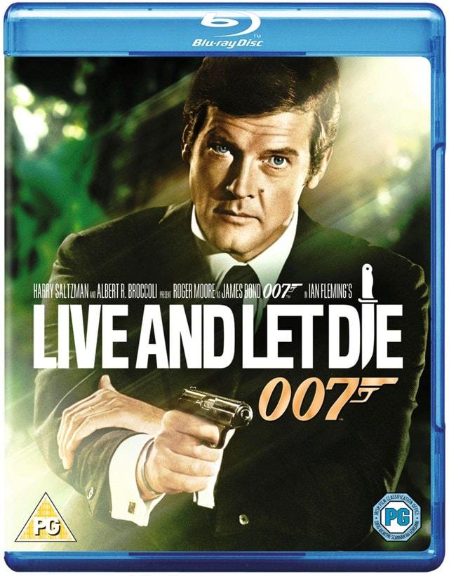 Live and Let Die - 1
