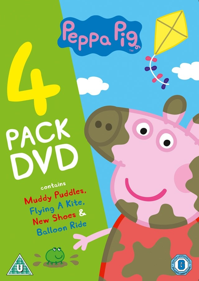 Peppa Pig: The Muddy Puddles Collection - 1