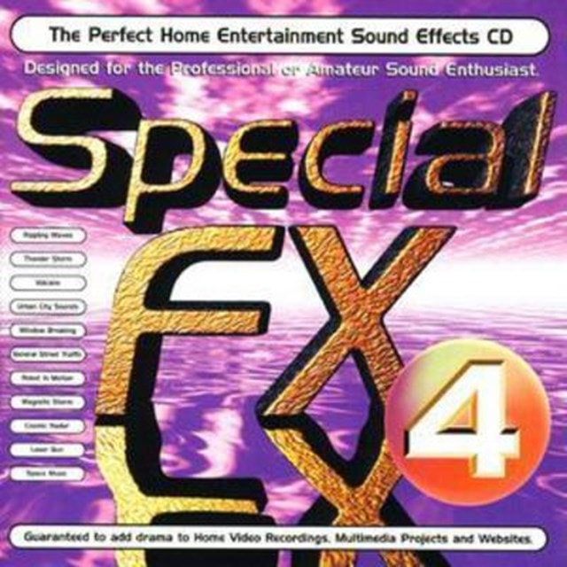 Special Fx4 - 1
