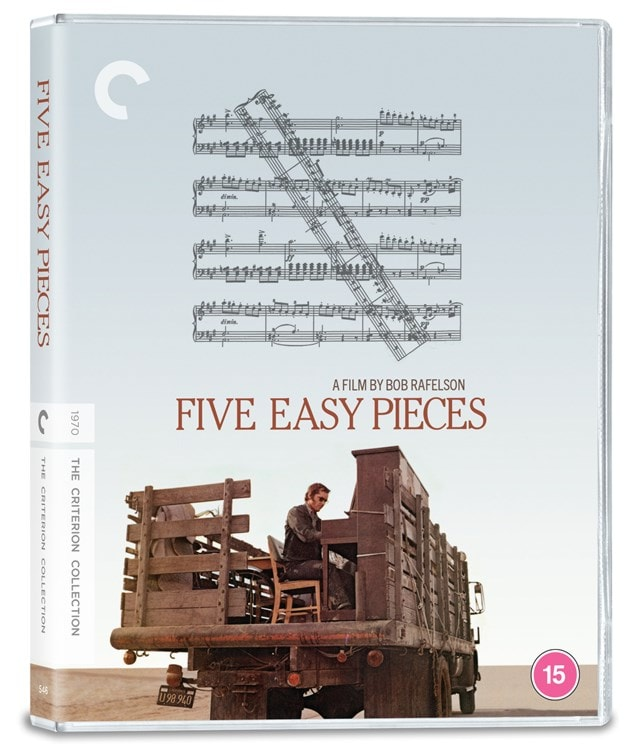 Five Easy Pieces - The Criterion Collection - 2