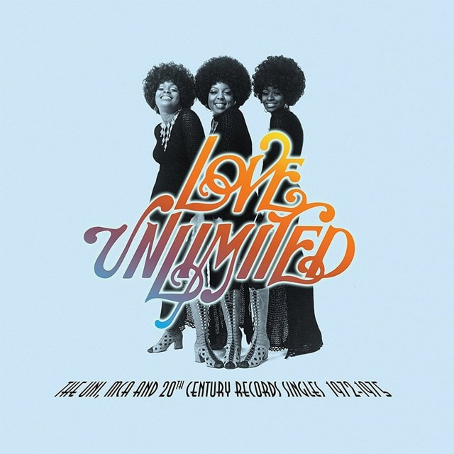 The UNI, MCA and 20th Century Records Singles 1972-1975 - 1