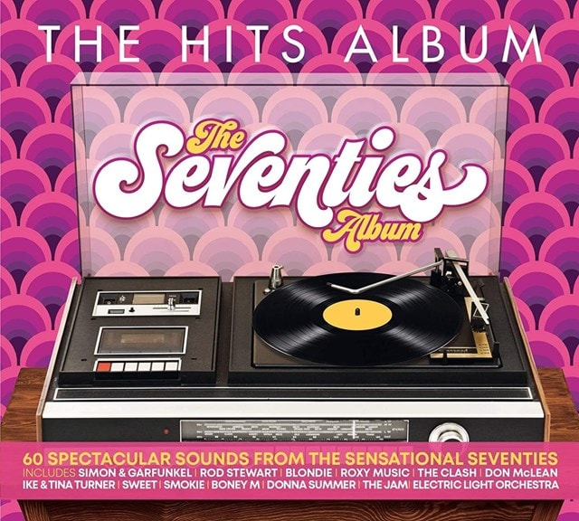 The Hits Album: The Seventies Album - 1