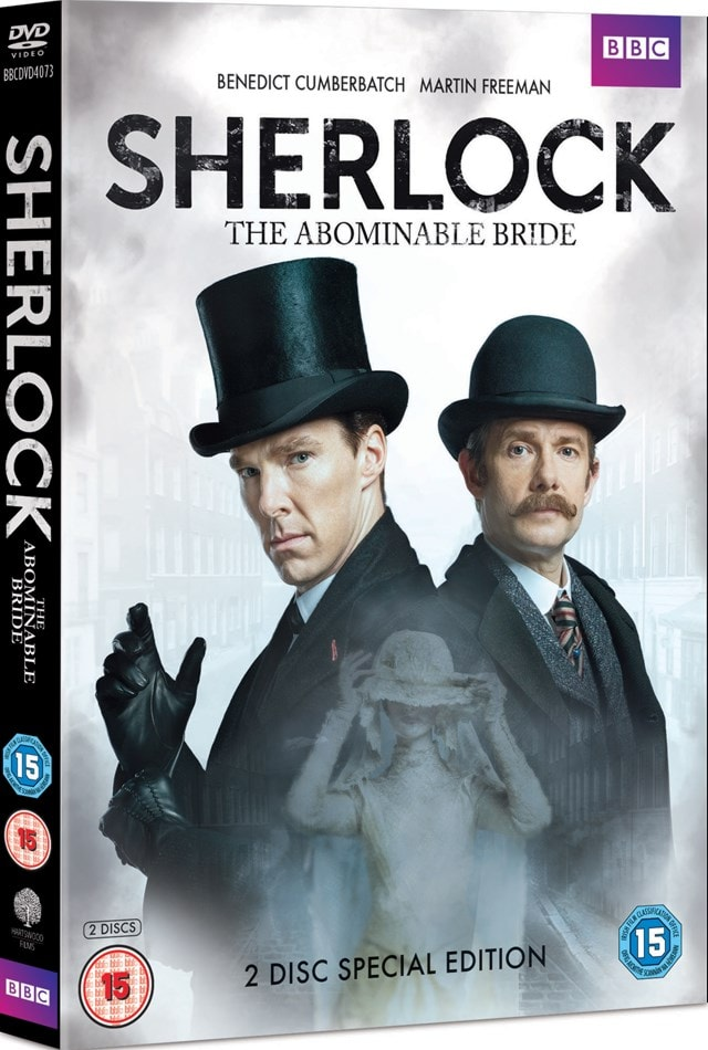 Sherlock: The Abominable Bride - 2