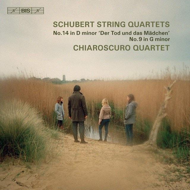 Schubert: String Quartets: No. 14 in D Minor 'Der Tod Und Das Madchen'/No. 9 in G Minor - 1
