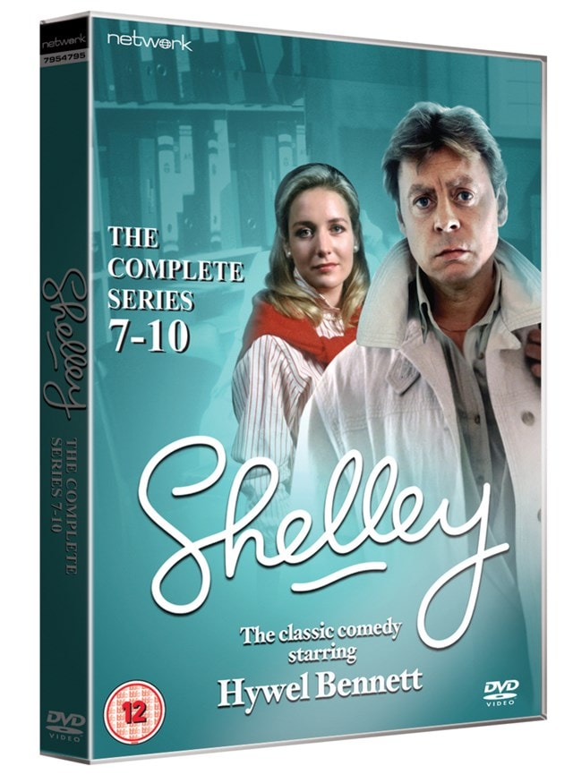 Shelley: The Complete Series 7-10 - 2