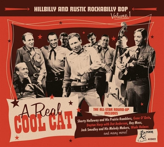 A Real Cool Cat: Hillbilly and Rustic Rockabilly - Volume 1 - 1