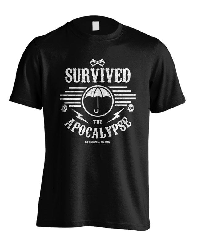 The Umbrella Academy: Apocalypse Survivor (hmv Exclusive) (Small) - 1