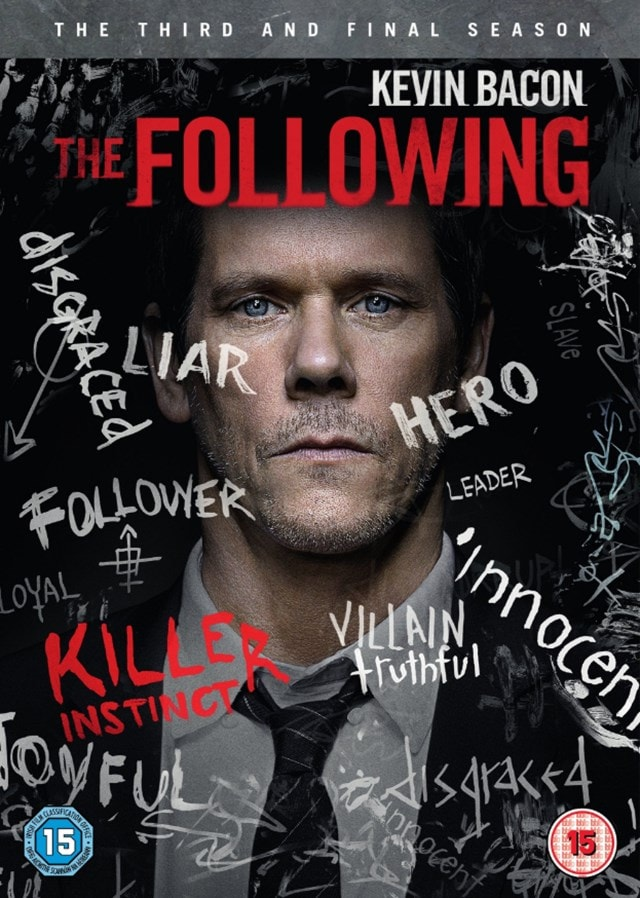 The Following: The Third and Final Season - 1