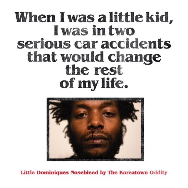 Little Dominiques Nosebleed - 1