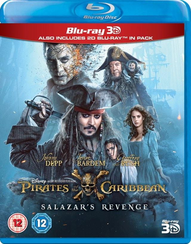 Pirates of the Caribbean: Salazar's Revenge - 1