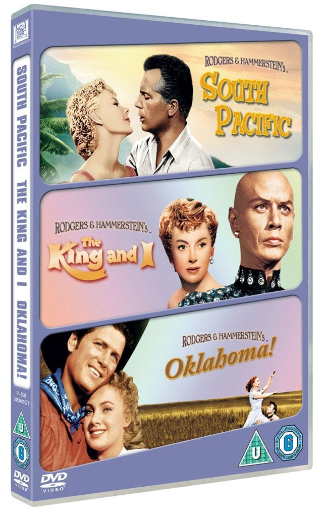 South Pacific/The King and I/Oklahoma! - 2