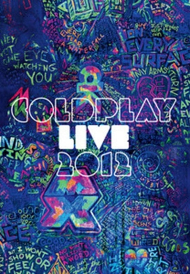 Coldplay: Live 2012 - 1