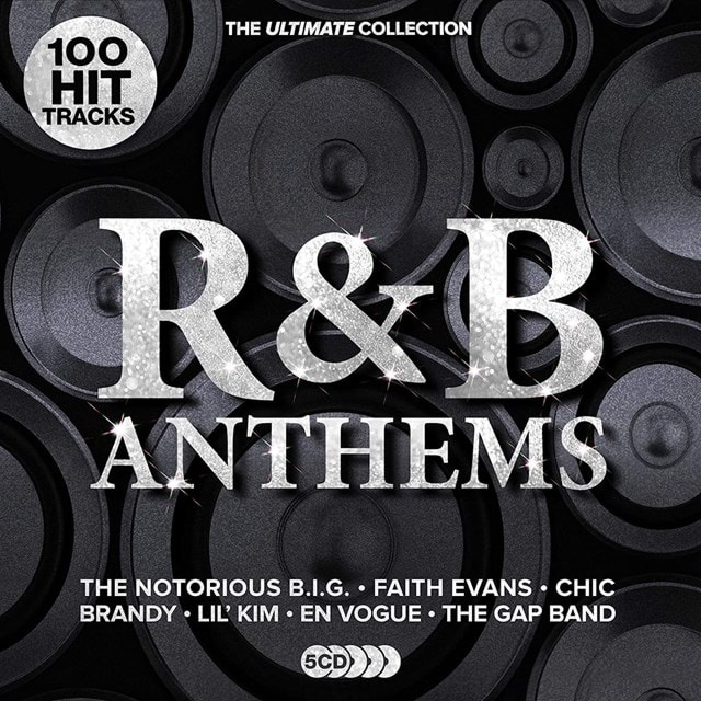 Ultimate R&B Anthems - 1