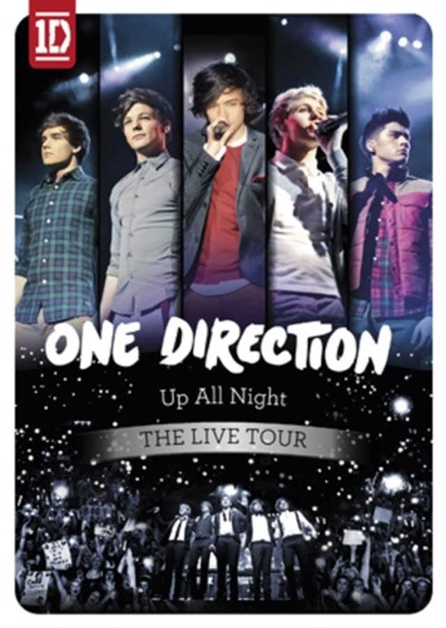 One Direction: Up All Night - The Live Tour - 1