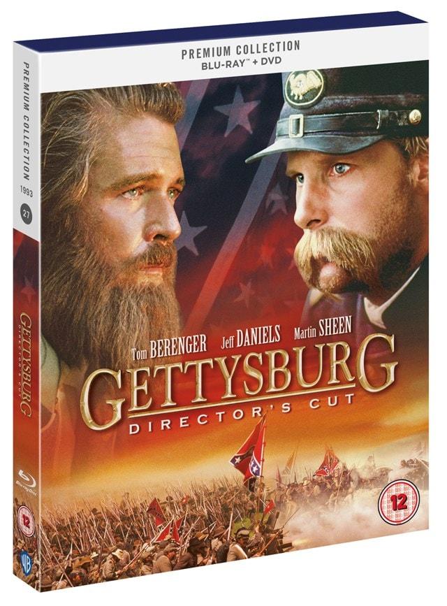 Gettysburg: Director's Cut (hmv Exclusive) - The Premium... - 2
