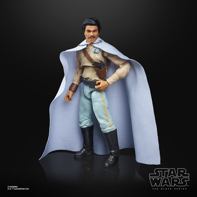 General Lando Calrissian: Return of the Jedi: Star Wars Black Series Action Figure - 3