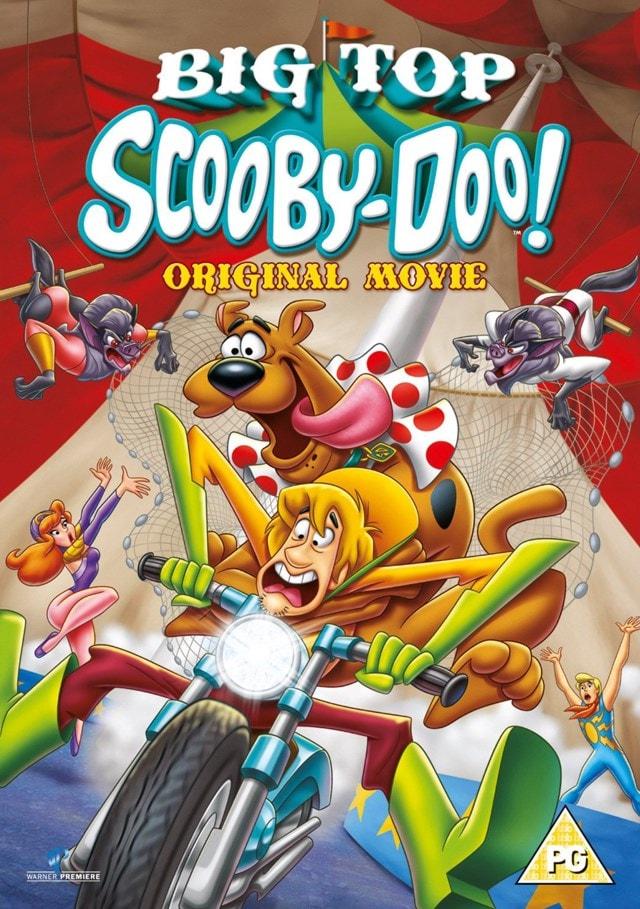 Scooby-Doo: Big Top Scooby-Doo! - 1