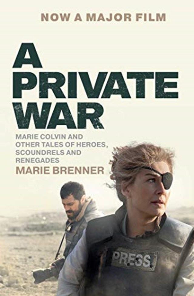 A Private War - 1
