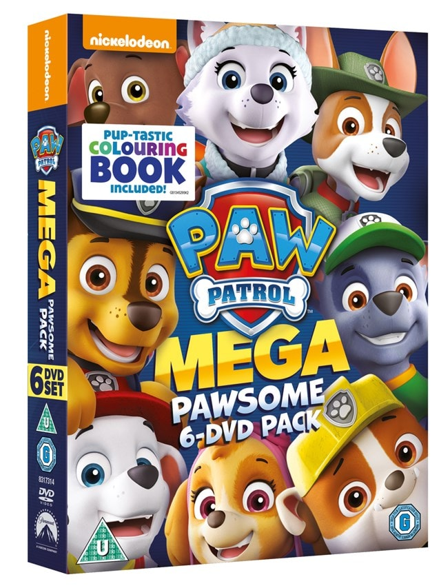 Paw Patrol: Mega Pawsome Pack - 2