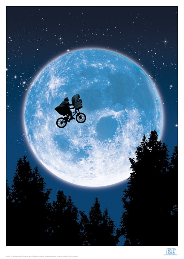 E.T. Limited Edition Print - 1