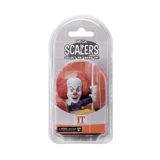 NECA Scalers: Pennywise IT (1990) - 2