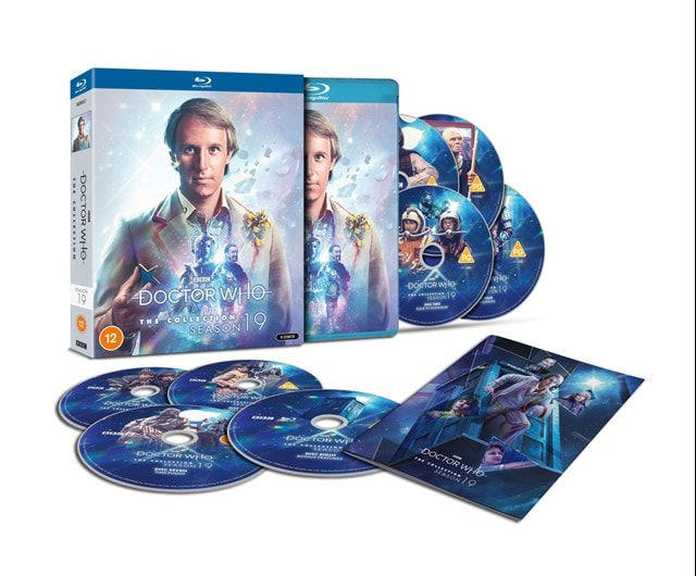 Doctor Who: The Collection - Season 19 - 1