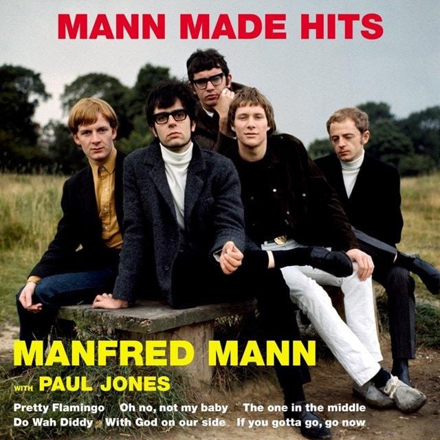 Mann Made Hits - 1