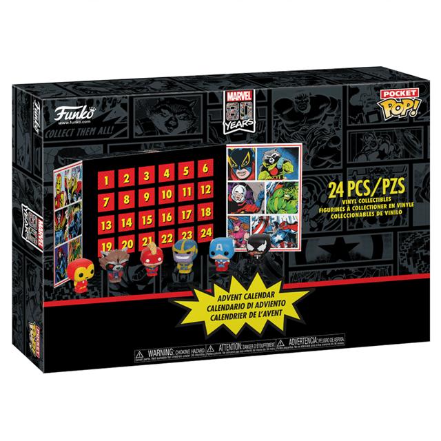 Marvel 80th 2021 Advent Calendar - 1