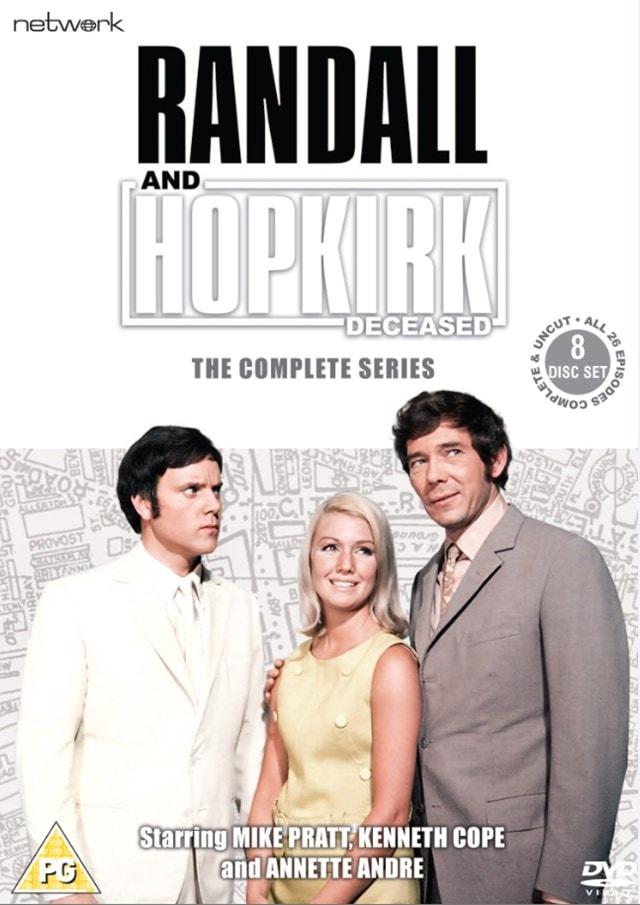 Randall and Hopkirk (Deceased): The Complete Series - 1